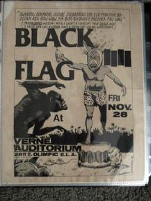 Punkearth rare punk rock flyers and posters music memorabilia