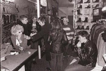 Seditionaries History - Seditionaries Clothing - Punk Clothes ...